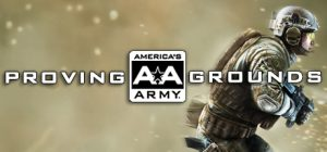 America's Army Proving Grounds Logo